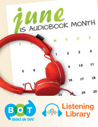 Audiobookmonth
