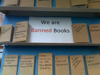 Banned Books Week I