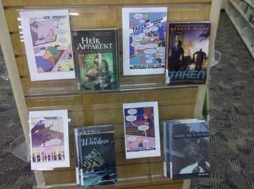Book Club Display 3