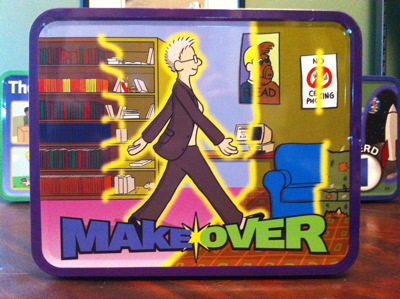 Makeover lunchbox