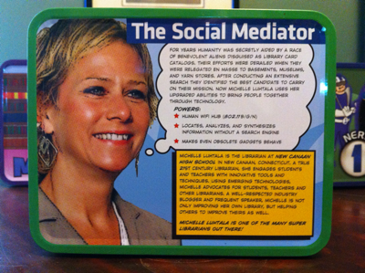 Social Mediator lunchbox