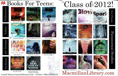 Would you like to meet Macmillan's Teen Books Class of 2012, chock full of ...