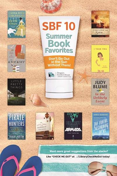 PRH Summer Reading Poster