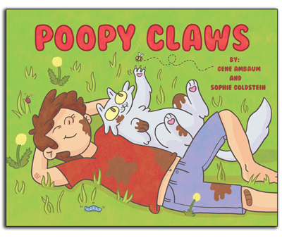 Poopy Claws by Gene Ambaum and Sophie Goldstein