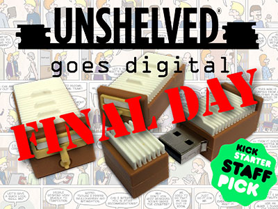 Unshelved Goes Digital Final Day