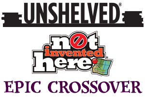 Unshelved-NIH Epic Crossover