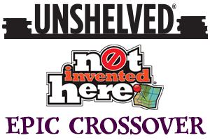 Unshelved-NIH Epic Crossover