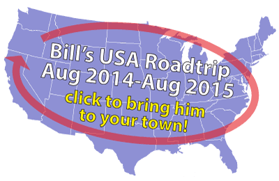 Bill's USA Roadtrip