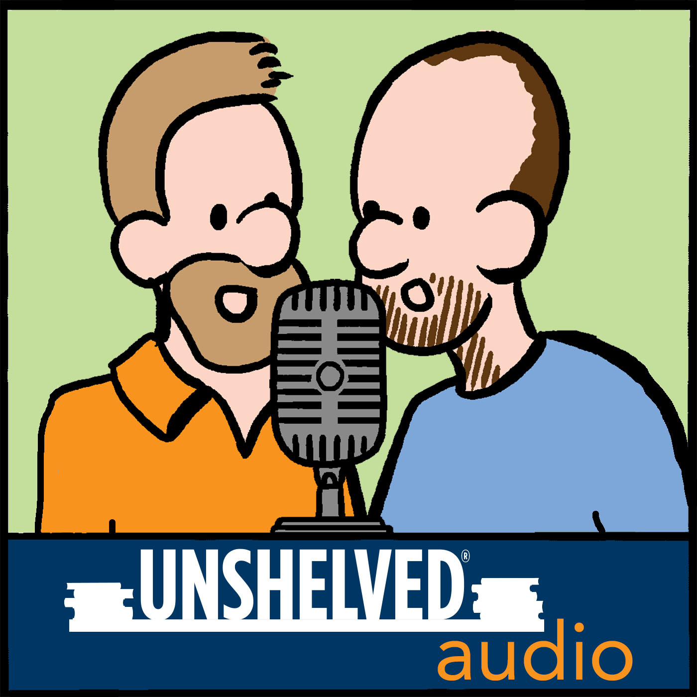 The Unshelved Podcast