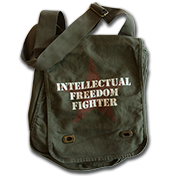 Intellectual Freedom Fighter Bags