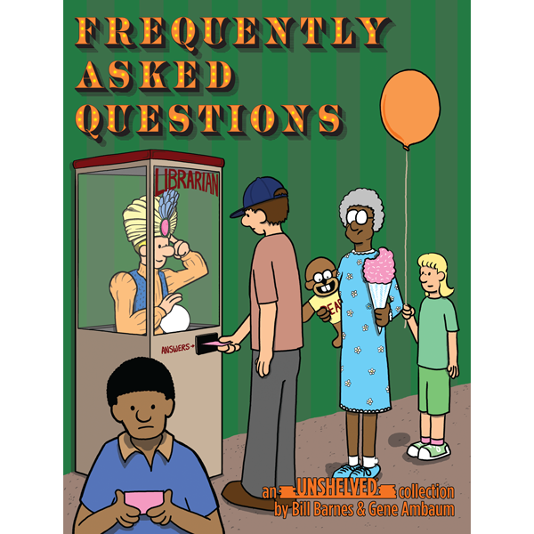 Frequently Asked Questions Books
