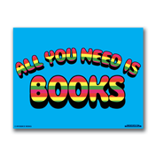 Books Are Good Posters