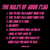 Book Club Shirts
