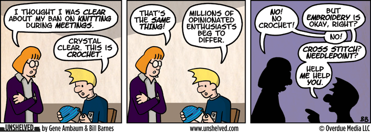 Unshelved comic strip for 10/16/2012