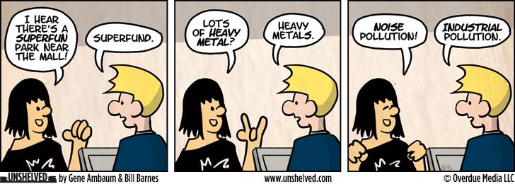 Unshelved comic strip for 10/24/2012