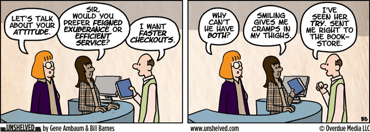 Unshelved comic strip for 12/11/2012