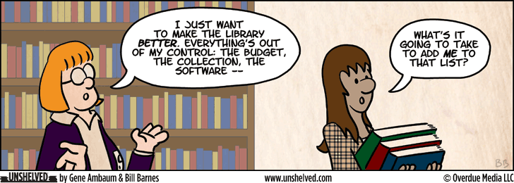 Unshelved comic strip for 12/13/2012