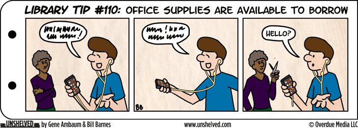 Unshelved comic strip for 12/20/2012