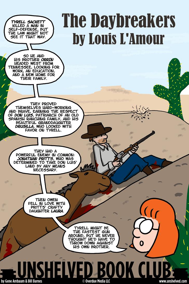 Unshelved comic strip for 3/1/2013