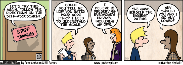 Unshelved comic strip for 3/26/2013
