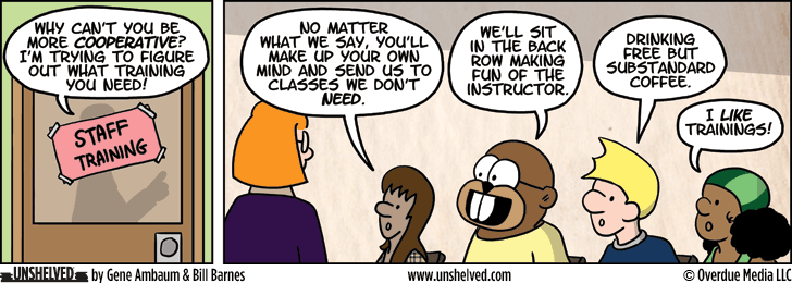 Unshelved comic strip for 3/28/2013