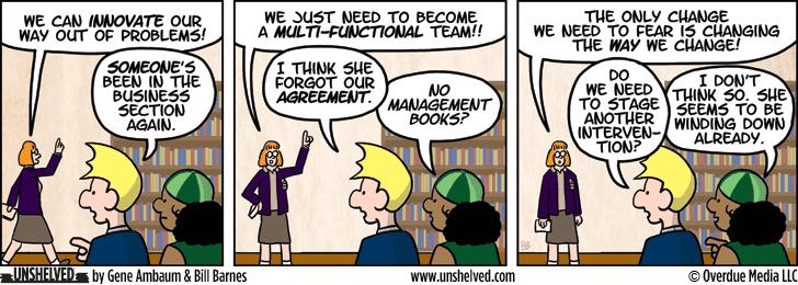 Unshelved comic strip for 4/18/2013