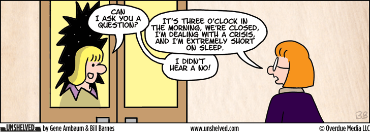 Unshelved comic strip for 7/31/2013