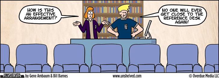 Unshelved comic strip for 8/6/2013