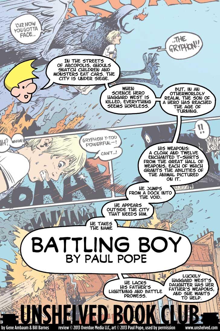 Unshelved comic strip for 9/6/2013