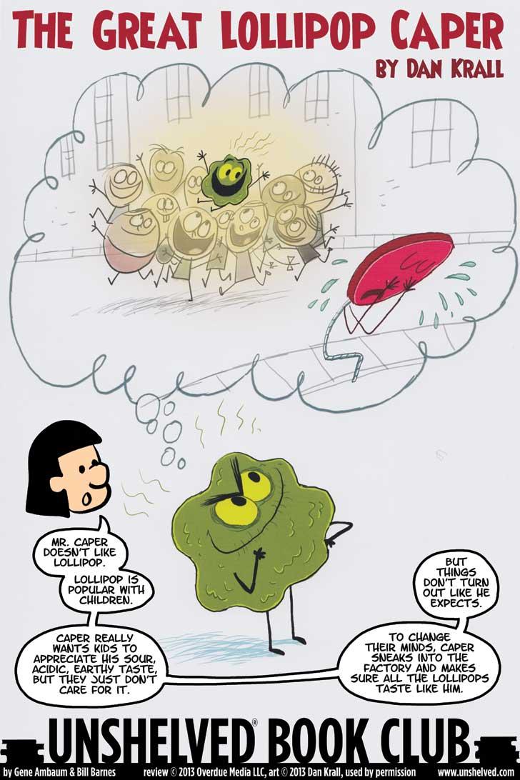 Unshelved comic strip for 9/13/2013