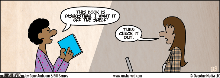 Unshelved comic strip for 10/16/2013