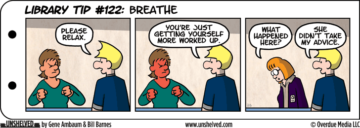 Unshelved comic strip for 10/17/2013