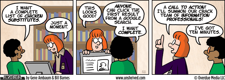 Unshelved comic strip for 11/11/2013