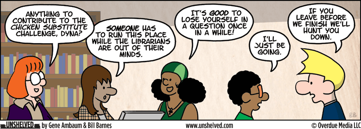 Unshelved comic strip for 11/14/2013