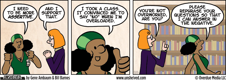 Unshelved comic strip for 1/28/2014