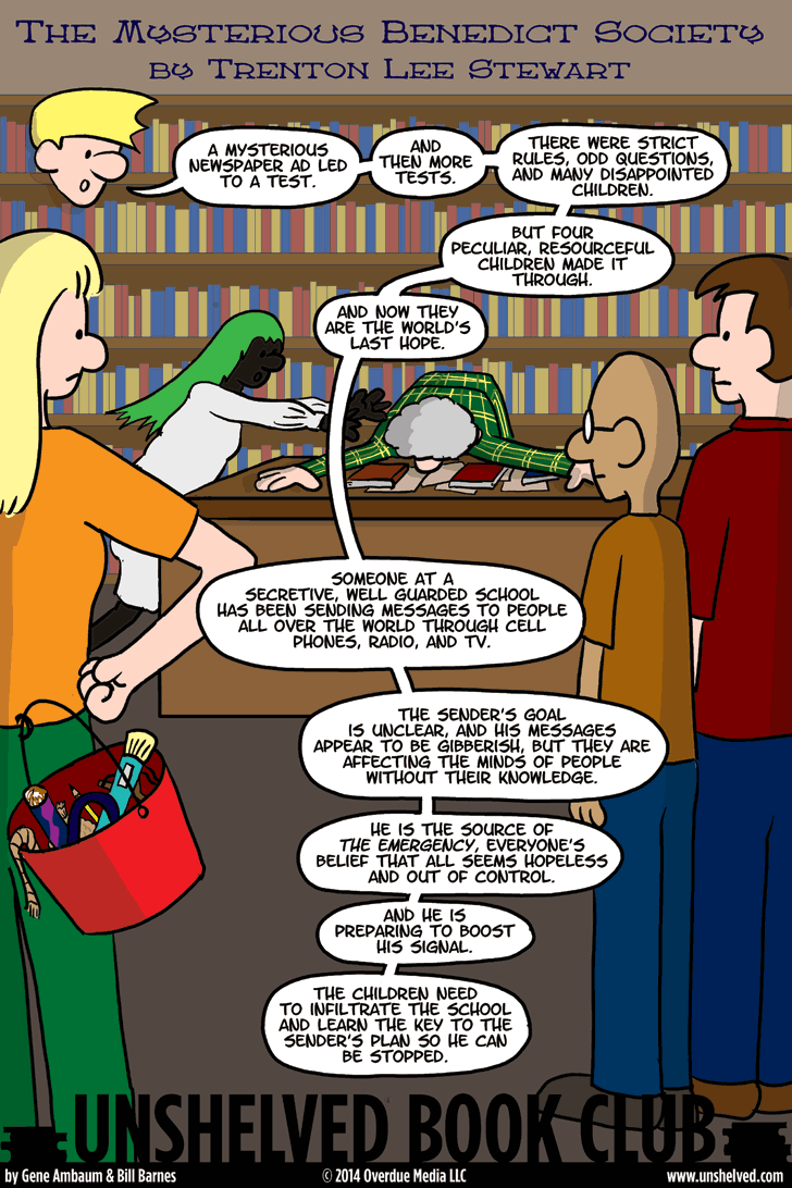 Unshelved comic strip for 1/31/2014