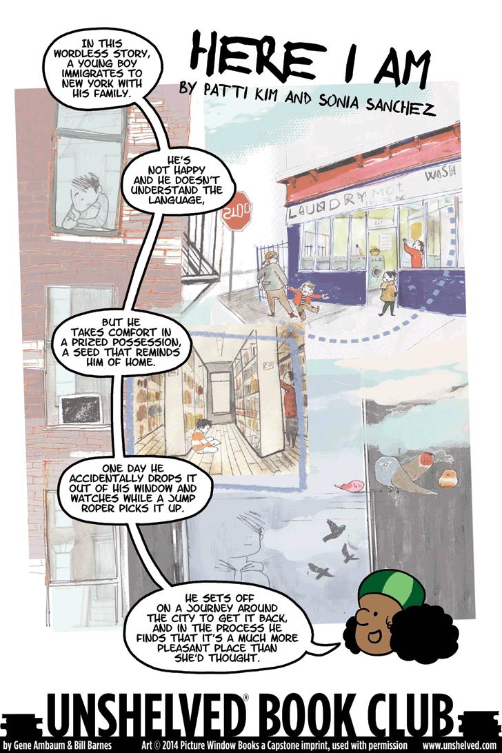 Unshelved comic strip for 3/21/2014