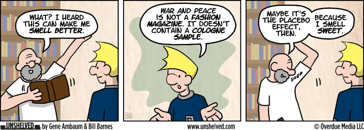 Unshelved comic strip for 4/24/2014