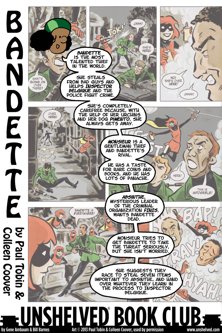 Unshelved comic strip for 5/23/2014