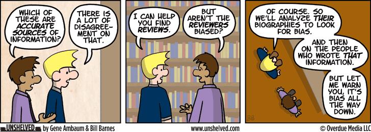 Unshelved comic strip for 6/3/2014