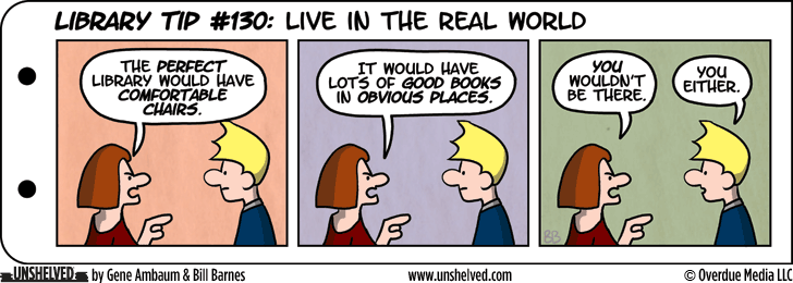 Unshelved comic strip for 6/18/2014