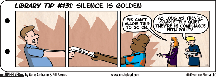 Unshelved comic strip for 7/3/2014