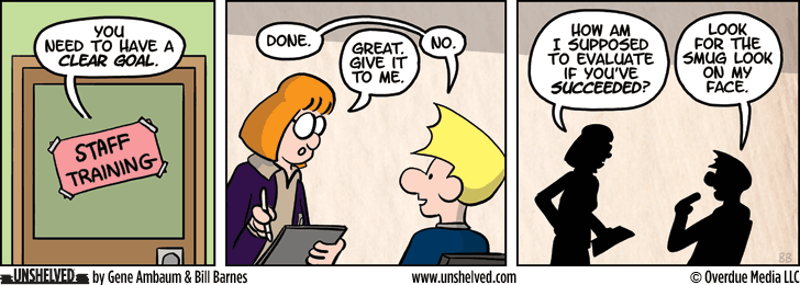 Unshelved comic strip for 8/25/2014