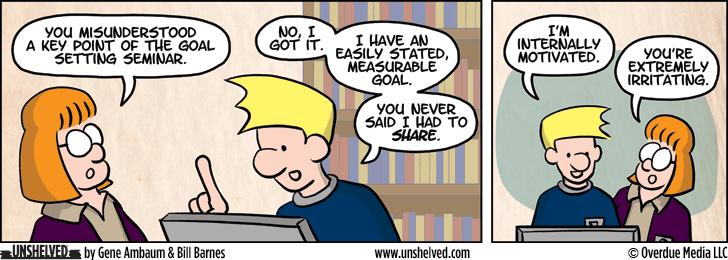 Unshelved comic strip for 8/27/2014