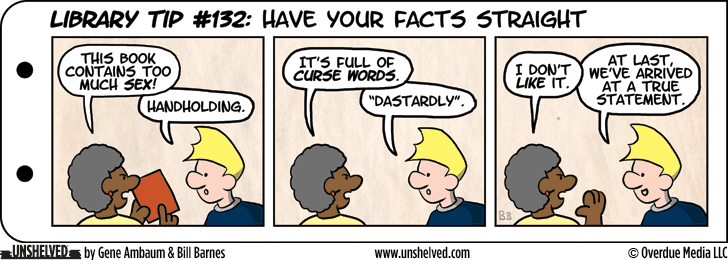 Unshelved comic strip for 9/30/2014