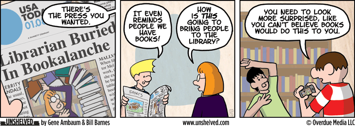 Unshelved strip for 1/8/2015