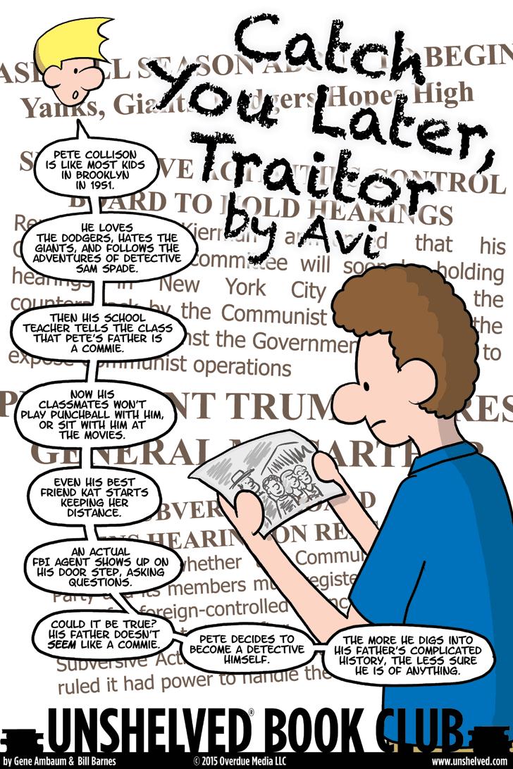 Unshelved comic strip for 2/6/2015