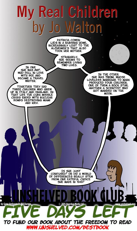 Unshelved comic strip for 5/8/2015