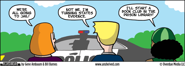 Unshelved comic strip for 6/24/2015