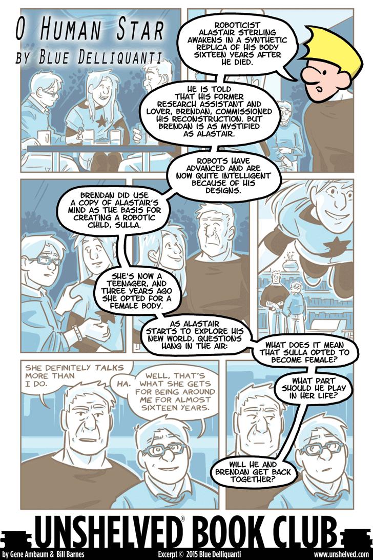 Unshelved comic strip for 7/10/2015
